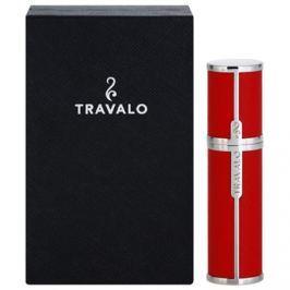 Travalo Milano  szórófejes parfüm utántöltő palack unisex 5 ml  Red