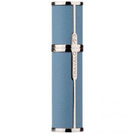 Travalo Milano Case U-change fém tok az újratölthető parfümszóróhoz unisex    Light Blue
