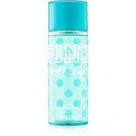 Victoria's Secret PINK Cool and Bright testápoló spray nőknek 250 ml