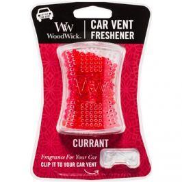 Woodwick Currant illat autóba   clip