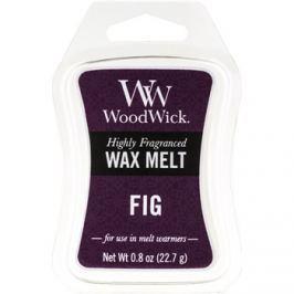 Woodwick Fig illatos viasz aromalámpába 22,7 g