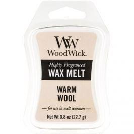 Woodwick Warm Wool illatos viasz aromalámpába 22,7 g