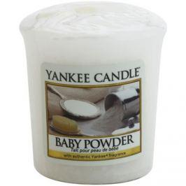 Yankee Candle Baby Powder viaszos gyertya 49 g
