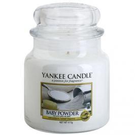 Yankee Candle Baby Powder illatos gyertya  411 g Classic közepes méret