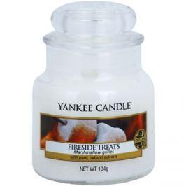 Yankee Candle Fireside Treats illatos gyertya  104 g Classic kis méret