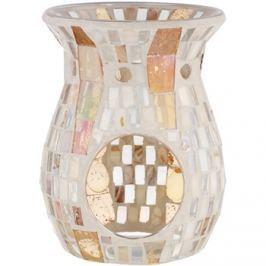 Yankee Candle Gold Wave Mosaic Üveg aromalámpa