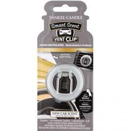 Yankee Candle New Car Scent illat autóba 4 ml clip