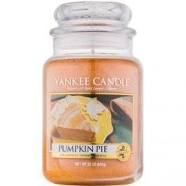 Yankee Candle Pumpkin Pie illatos gyertya  623 g Classic nagy méret
