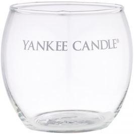 Yankee Candle Roly Poly Üveg gyertyatartó fogadalmi gyertya alá   színes