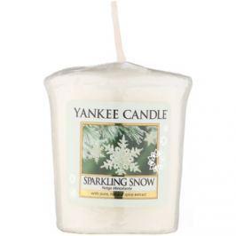 Yankee Candle Sparkling Snow viaszos gyertya 49 g