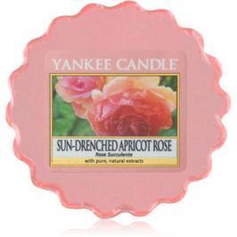 Yankee Candle Sun-Drenched Apricot Rose illatos viasz aromalámpába 22 g