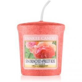 Yankee Candle Sun-Drenched Apricot Rose viaszos gyertya 49 g