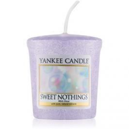 Yankee Candle Sweet Nothings viaszos gyertya 49 g
