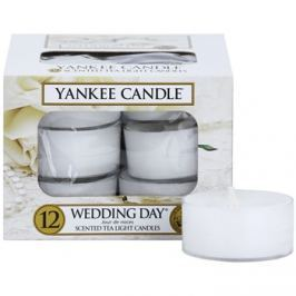 Yankee Candle Wedding Day teamécses 12 x 9,8 g