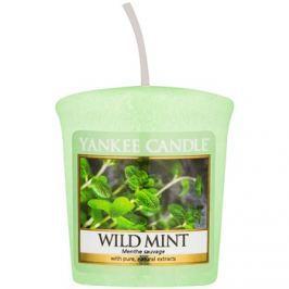 Yankee Candle Wild Mint viaszos gyertya 49 g
