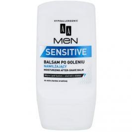 AA Cosmetics Men Sensitive hidratáló borotválkozás utáni balzsam  100 ml
