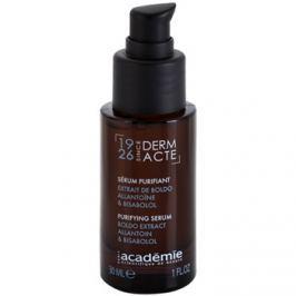 Academie Derm Acte Brillance&Imperfection nyugtató szérum a bőrpír ellen  30 ml