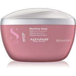 Alfaparf Milano Semi di Lino Moisture haj maszk száraz hajra  200 ml