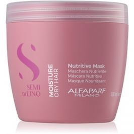 Alfaparf Milano Semi di Lino Moisture maszk száraz hajra  500 ml