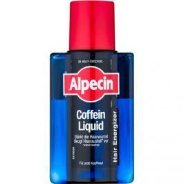 Alpecin Hair Energizer Caffeine Liquid tonik koffein kivonattal hajhullás ellen uraknak  75 ml