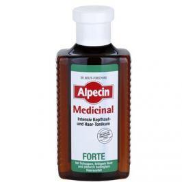 Alpecin Medicinal Forte intenzív tonik korpásodás és hajhullás ellen  200 ml