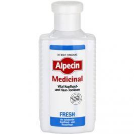 Alpecin Medicinal Fresh frissítő tonik zsíros fejbőrre  200 ml