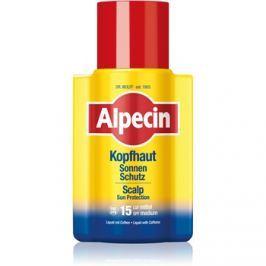 Alpecin Scalp Protection védő emulzió a fejbőrre SPF15  100 ml