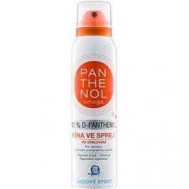 Altermed Panthenol Omega hab spray formában hűsítő hatással  150 ml
