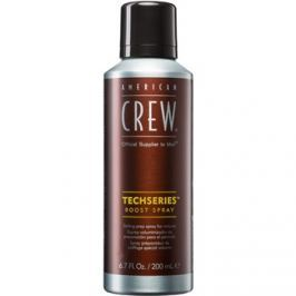 American Crew Techseries regeneráló spray a dús hajért  200 ml