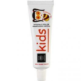 Apivita Natural Dental Care Kids 2+ fogkrém gyermekeknek  50 ml