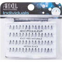 Ardell Individuals Csomómentes elválasztott szempillák Medium Black