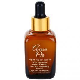 Argan Oil Revitalise Cares Protect megújító éjszakai ápolás argánolajjal  30 ml