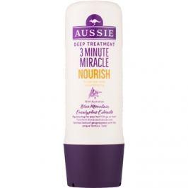 Aussie 3 Minute Miracle Nourish mélytápláló kondicionáló  250 ml