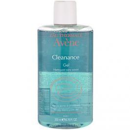 Avène Cleanance tisztító gél problémás és pattanásos bőrre  200 ml