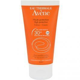 Avène Sun Sensitive napozókrém SPF30  50 ml