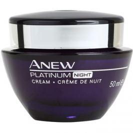 Avon Anew Platinum éjszakai krém ránctalanító mély  50 ml