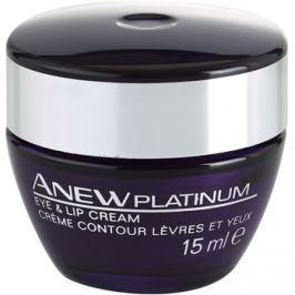 Avon Anew Platinum krém  a szem köré és a szájra  15 ml
