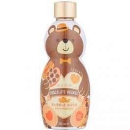 Avon Bubble Bath fürdőhab csokoládé és narancs illattal  250 ml