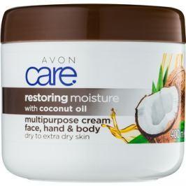 Avon Care hidratáló krém arcra és testre kókuszolajjal  400 ml
