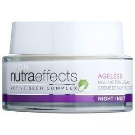 Avon Nutra Effects Ageless éjszakai krém regeneráló hatással  50 ml