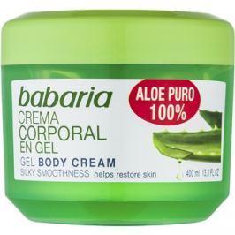 Babaria Aloe Vera hidratáló gél testre  400 ml
