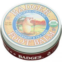 Badger Balm mélyhidratáló balzsam száraz és berepedezett lábakra  56 g