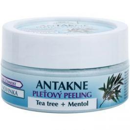 Bione Cosmetics Antakne arc- és testpeeling  200 g