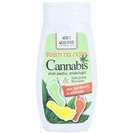 Bione Cosmetics Cannabis bőrpuhító krém lábra  260 ml
