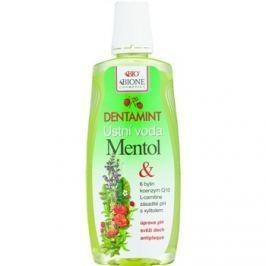 Bione Cosmetics Dentamint szájvíz mentol  500 ml