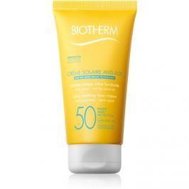 Biotherm Créme Solaire Anti-Age ránctalanító napozókrém SPF50  50 ml