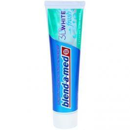 Blend-a-med 3D White Fresh Extreme Mint Kiss fehérítő fogkrém a friss leheletért íz Mint Kiss 100 ml
