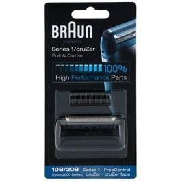 Braun Series 1  10B/20B CombiPack CruZer Foil & Cutter Fólia és vágó  2 db
