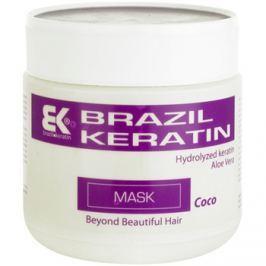 Brazil Keratin Coco keratinos maszk a károsult hajra  500 ml