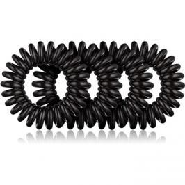 BrushArt Hair Rings szilikonos hajgumi  Black